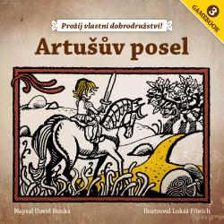 Gamebook: Artušův posel