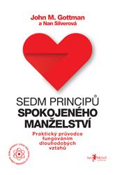 BAZAR: Sedm principů spokojeného manželství – Praktický průvodce fungováním dlouhodobých vztahů (2. jakost)