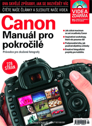 Canon - Manuál pro pokročilé